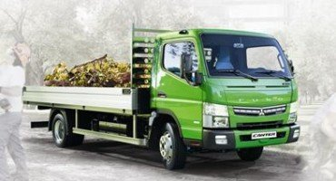 Fuso Canter Pickup